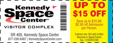 About Kennedy Space Center