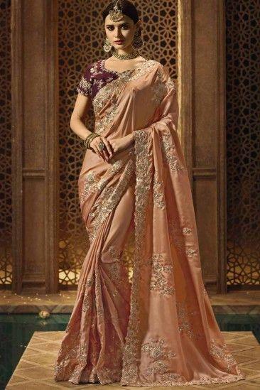 Exclusive Organza Saree wedding wear saree party wear saree Indian saree Bollywood Style Designer Saree indian woman saree whollsell saree