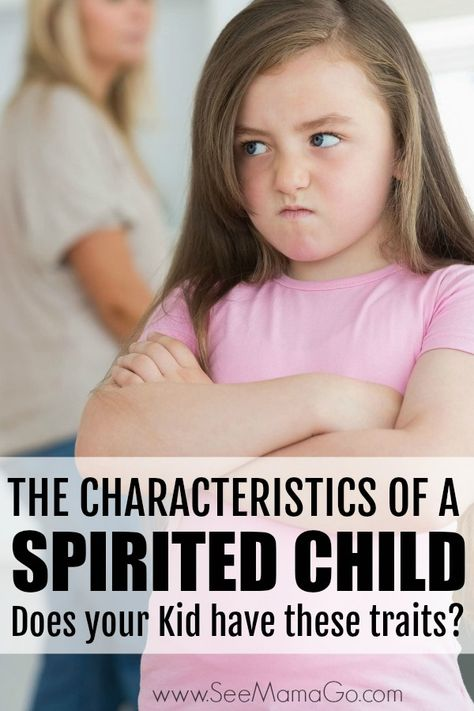 What is a Spirited Child? The Qualities of a Strong-Willed Kid