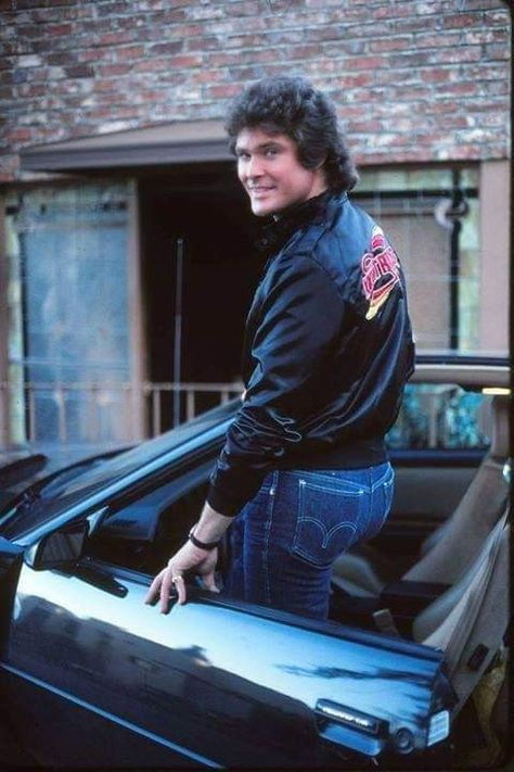 Pin By Jolene Wipf On David Hasselhoff Knight Rider Rider