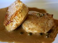 Mignon de veau au poivre vert pour une menu viande sans stress