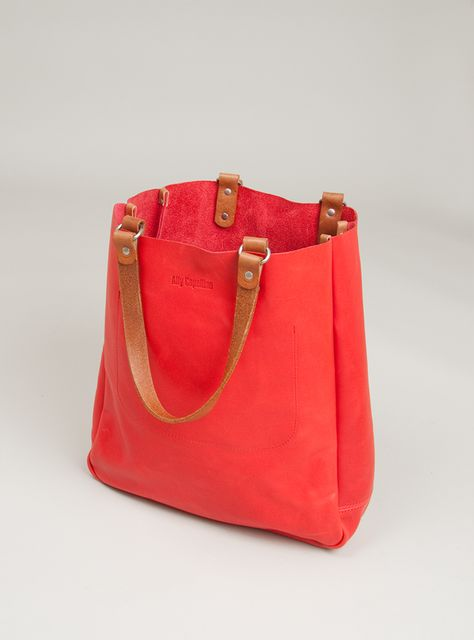Lesley tote bag by Ally Capellino.