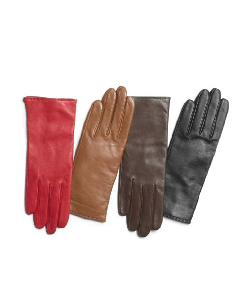 Cyber Sunday Monday Special: $34.99 Leather Gloves