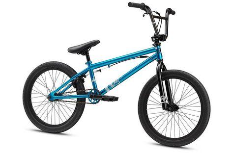Mongoose Legion L40 2016 Bmx Bike Blue Green 20 Inch Bike