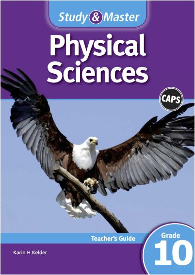 study master physical sciences grade 10 has been especially rh pinterest com physical science grade 11 caps study guide pdf grade 11 physical science caps study guide