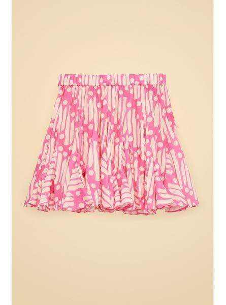 RHODE Hilary Skirt   Pink Batik   Official Site