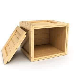 Anleitung Mit Bauplan Eine Holzkiste Selber Bauen Eine Kiste Lasst Sich Aus Holzbrettern Wie Folgt Recht Einfach Bauen Holzkiste Selber Bauen Holzkisten Und Holzkiste Bauen