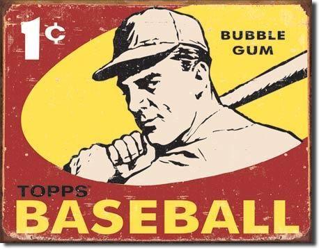 Vintage Baseball Tin Sign Bundle Baseball Posters Baseball Vintage Baseball