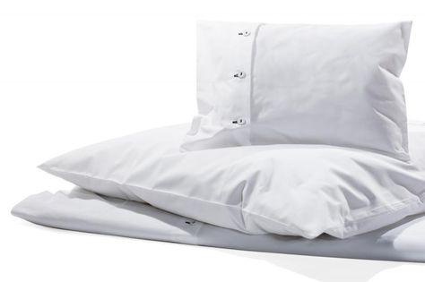 Bettwasche Feste Gezwirnte Baumwolle Bettwasche Weisse
