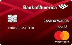 Bank Of America Cash Rewards Credit Card Bank Of America Credit Card Transfer Balance Transfer Credit Cards Cash Rewards Credit Cards