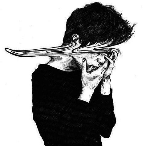 Vysledok Vyhľadavania Obrazkov Pre Dopyt Alone Drawing Tumblr