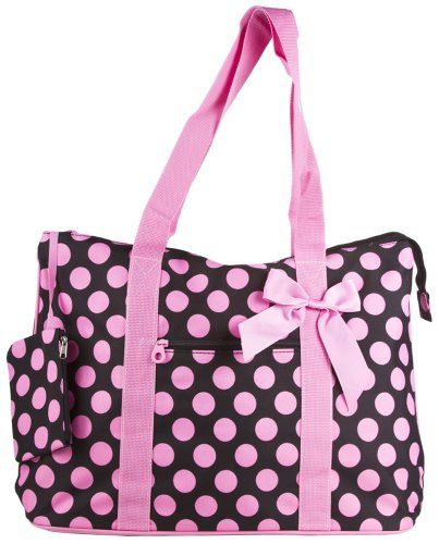Ever Moda Polka Dot Extra Large Tote Bag with Coin Purse,... https://www.amazon.com/dp/B001NO9RX8/ref=cm_sw_r_pi_dp_x_1bOUybX253N9G