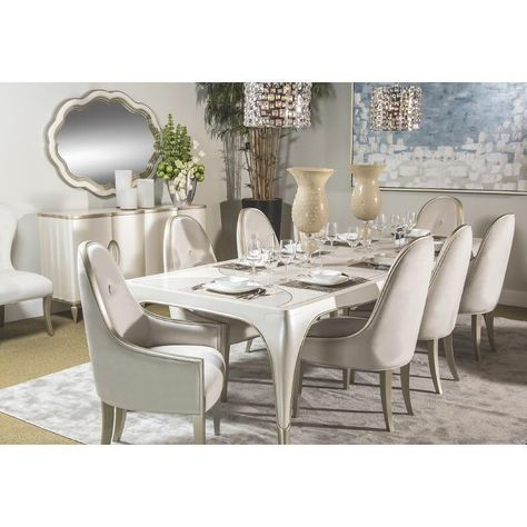 Floor Model 9 Pc Dining Set Clearance Special 4899 The Definition