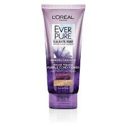 L Oreal Paris Everpure Sulfate Free Purple Shampoo For Colored Hair 6 8oz Purple Shampoo Sulfate Free Purple Shampoo Purple Conditioner