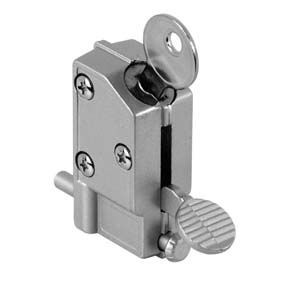 Sliding Door Lock Releases With A Kick Switch Photo Prime Line Products Glass Door Lock Patio Door Locks Sliding Doors