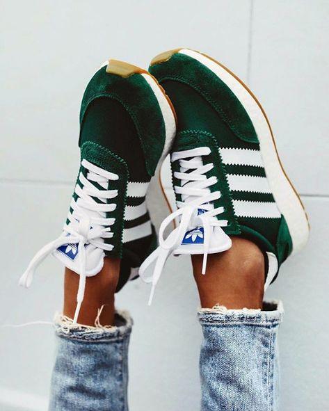 Les 55 meilleures images de Green | Chaussures vertes