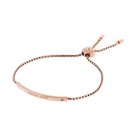Micheal Kors Bracelet Rose Gold