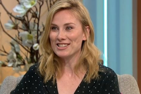 Holby City star says she took one month off for therapy