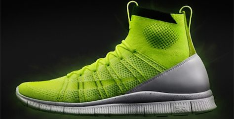 "lowest price 6446a a4f17 Nike Free Mercurial Superfly HTM ""Volt"""