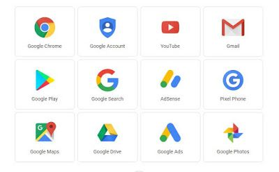 Top 10 Most popular Google Products | The Solo Reads