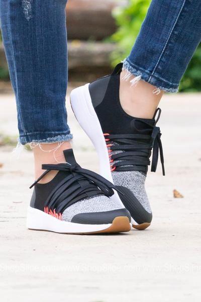 Keds Studio Flash Mesh Shoes | Black