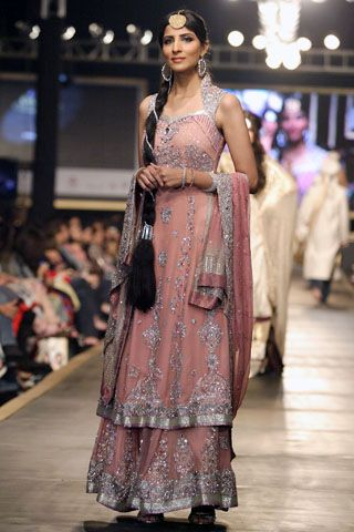 This is the image gallery of Pakistani Bridal Walima Dresses Collection 2014. You are currently viewing Pakistani Bridal Walima Dresses Collection 2014 (7). All other images from this gallery are given below. Give your comments in comments section about this. Also share stylehoster.com with your friends.    #walimadresses, #bridalwalimadresses, #bridaldresses, #pakistaniwedding