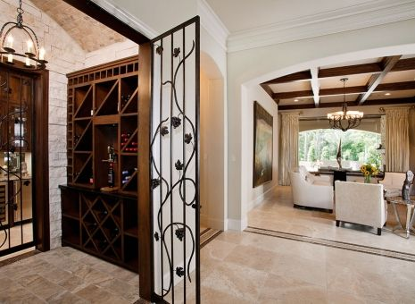 Custom Home Wine Grottos u0026 Bars Design by Jeff Paul Custom Homes | Wine Cellar | Pinterest | Wine cellars Wine and Bar & Custom Home Wine Grottos u0026 Bars Design by Jeff Paul Custom Homes ...