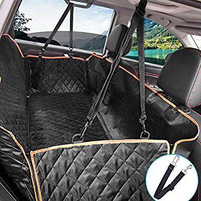 Amazon Com Lantoo Dog Seat Cover 600d Waterproof Dog Car Seat Covers For Back Seat Pet Seat Cover Hammock Dog Seat Covers Dog Seat Pet Seat Covers