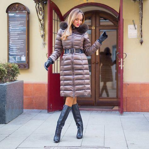 fashionistas NEW ARRIVALS Stylish #downcoat...