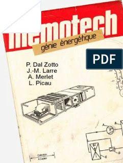 GRATUITEMENT PDF TÉLÉCHARGER MEMOTECH GENIE CLIMATIQUE