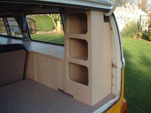 The C&er Shak - Hand Crafted VW C&er Interiors & 116 best Vw bus High roof images on Pinterest | Vw beetles ...