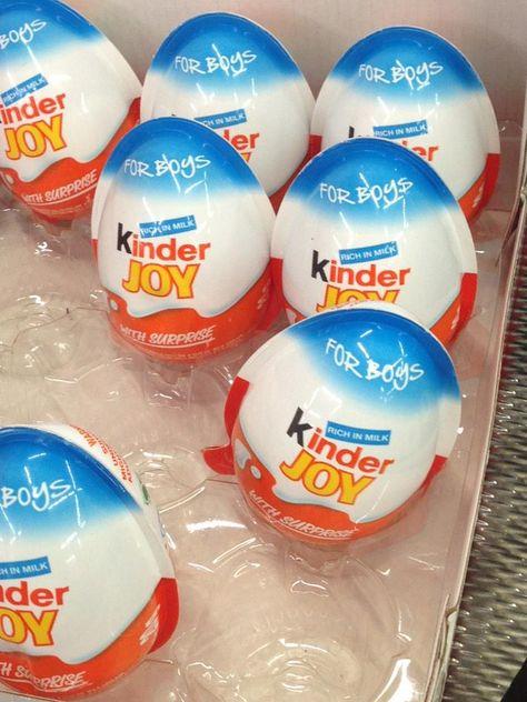 Kids chocolate for boys (thanks @ anaabelson!)