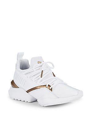 PUMA Muse Maia Varsity Sneakers | Tenis