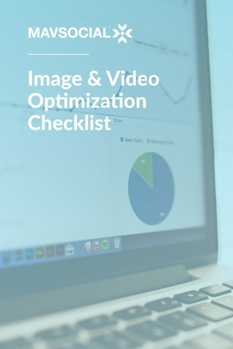 [Checklist] Optimize Images & Videos for Social Media