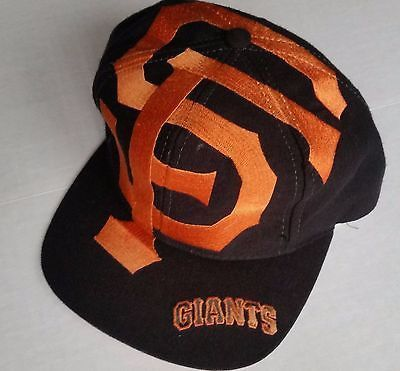 e6c27a8a San Francisco Giants Vintage Snapback The Game Big Logo Hat MLB Cap Rare  Starter | Baseball MLB | San francisco giants baseball, Giant vintage, San  ...