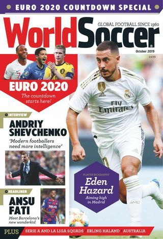 Get Your Digital Subscription Issue Of World Soccer Magazine On Magzter And Enjoy Reading The Magazine On Ipad World Soccer Magazine Countdown Specials Soccer