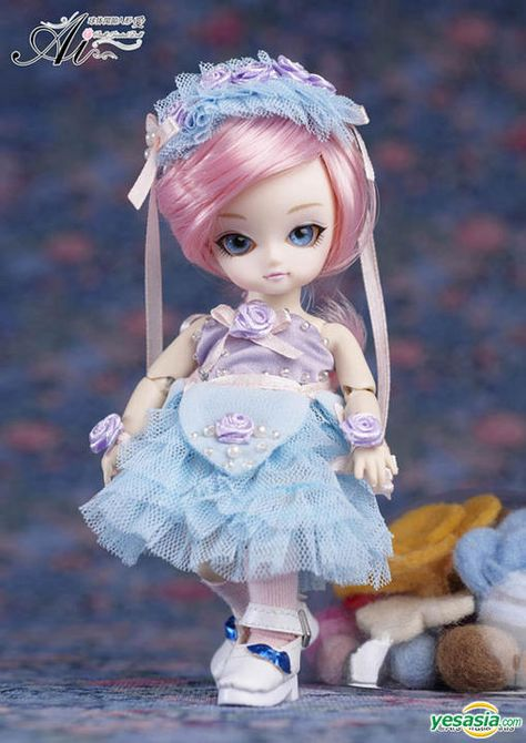 Little Pullip / Lan Ai F-821   eBay
