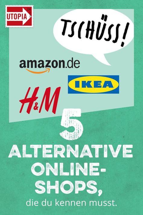5 alternative Online-Shops, die du kennen musst