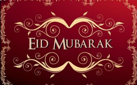 #EidMubarak to all those who are celebrating today..