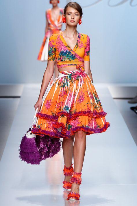 Blumarine Spring 2012 Ready-to-Wear Collection Photos - Vogue