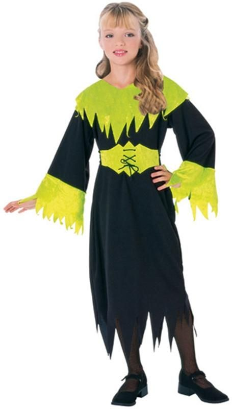 NewYear #Trendy Halloween - #Rubies Blair The Forest Witch Child ...