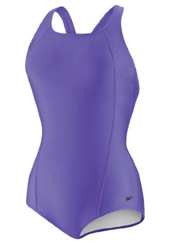 Speedo Women`s Princess Seam Conservative Ultraback Swimsuit $45.25