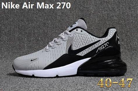 Hot Selling Nike Air Max 27C Kpu Brown Beige White Men's