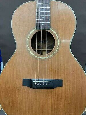Morris My 80 Used Slotted Head Acoustic Guitar W Hard Case Acoustic Guitar Acoustic Guitar
