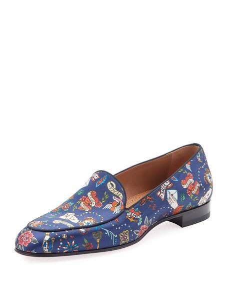 Christian louboutin men, Formal loafers