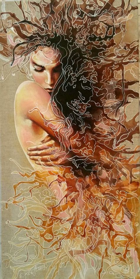 Elena Kraft - Paintings for Sale