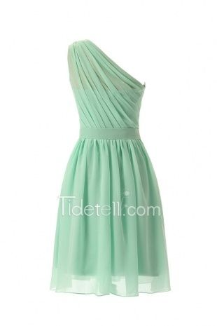 Mint Green Short Bridesmaid Dresses And Gowns Ideas Pinterest Shorts Shortint