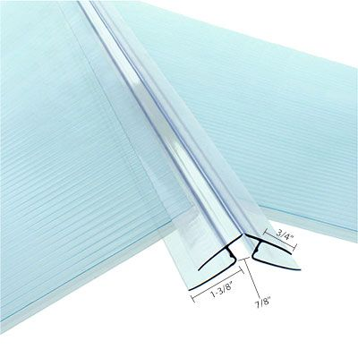 Plastic R Angle Profile Fibreglass Roof Polycarbonate Pergola Plans Diy