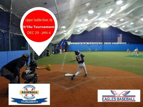 Over The Coming Holiday Break Pbi Will Provide 9u 10u Players With A Competitive Club Level Tournament On Our Team Coaching Baseball Tournament Club Baseball