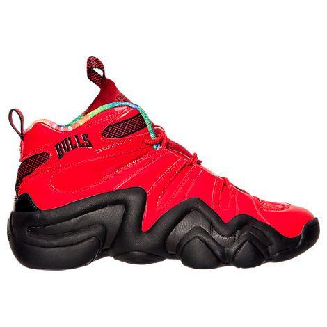 newest b43a8 3a54b ADIDAS CRAZY KB 8 BASKETBALL BLACK RED CHICAGO BULLS C77539  Adidas in  2019  Adidas, Shoes, Sports footwear
